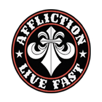 Affliction логотип бренда американской одежды