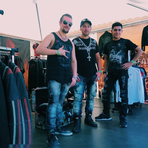 THE STARFALL на Bikers Brothers  2018 💪