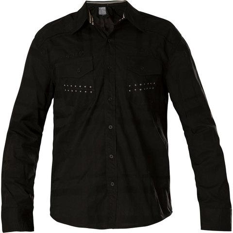 Affliction | Рубашка мужская LEGACY 110WV777 перед