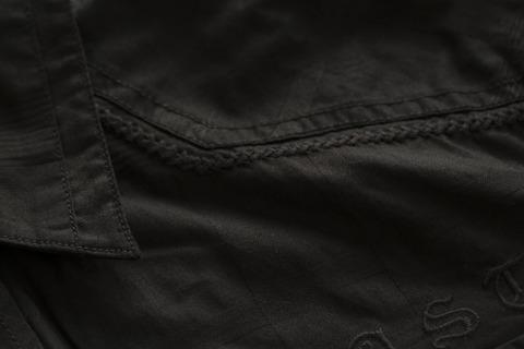 Affliction | Рубашка мужская LEGACY 110WV777 декоративный шов спереди