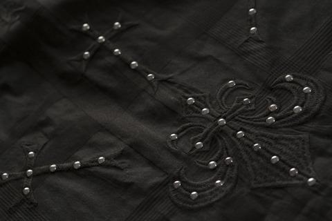 Affliction | Рубашка мужская LEGACY 110WV777 клёпки на спине