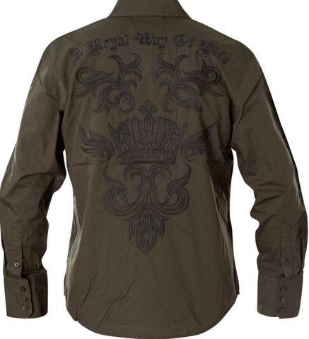 Рубашка Rebel Spirit LSW121281