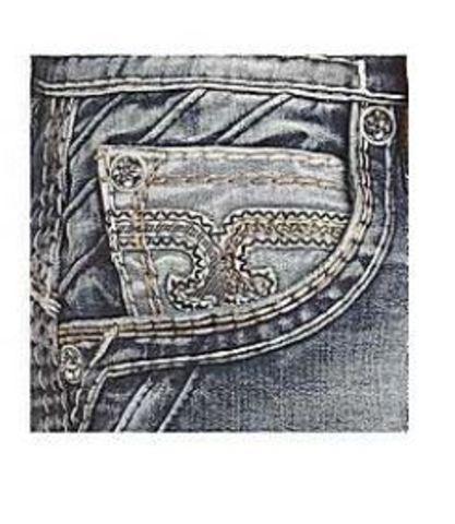 Rock Revival   Джинсы мужские RAITH B202 BOOT CUT JEAN DP2223B202 передний карман