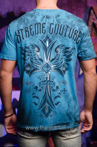 Футболка Xtreme Couture Loyal Following от Affliction X1641 спина