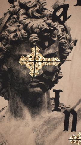The Saints Sinphony | Футболка мужская OFF WITH YOUR HEAD TS2720 принт спереди