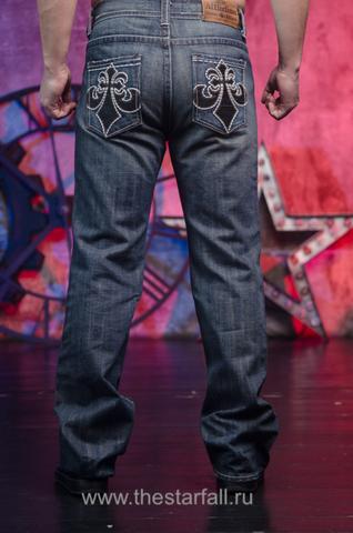 Mужские джинсы Affliction 1907