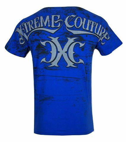 Xtreme Couture   Футболка мужская NATIVE X791 от Affliction спина