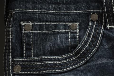 Affliction | Джинсы мужские Ace Fleur Fabl 110SS228 передний карман