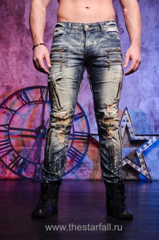 Мужские джинсы Robins Jean Mecano