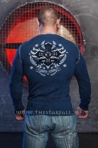 Xtreme Couture | Пуловер мужской STATUS UNKNOWN X175I от Affliction спина