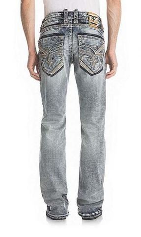 Джинсы Rock Revival RAITH B202 BOOT CUT