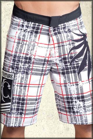 Xtreme Couture   Шорты мужские Warbird X644 от Affliction перед