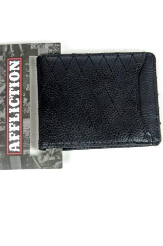 Affliction | Портмоне Customs Motor Club A1163 сзади