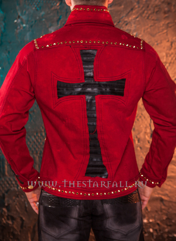 Куртка джинсовая The Saints Sinphony