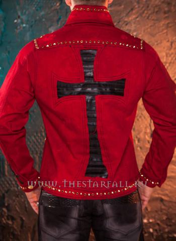 Куртка джинсовая The Saints Sinphony TSJ004