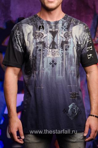 Купить футболку Remetee by Affliction 4276