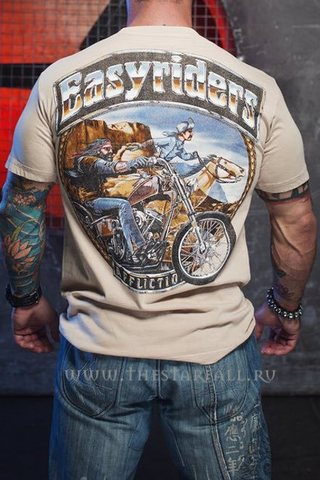 Футболка Affliction Easyriders
