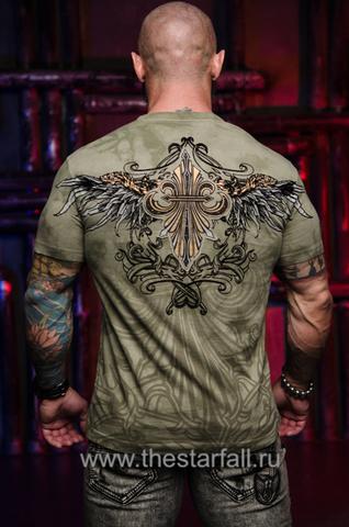 купить футболку Rebel Spirit SSK111024