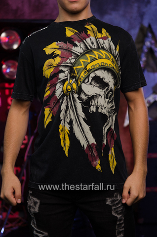 Футболка Affliction T011