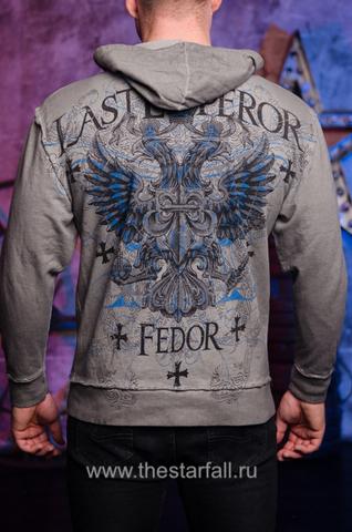 Толстовка Affliction Fedor Last Emperor