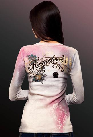 Пуловер Remetee 3957 спина