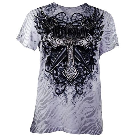 Футболка AFFLICTION Susana T-Shirt
