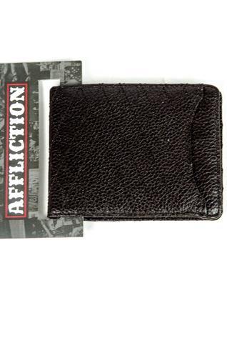 Affliction | Портмоне Stampede A11339 сзади