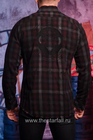 Affliction рубашка 110WV764