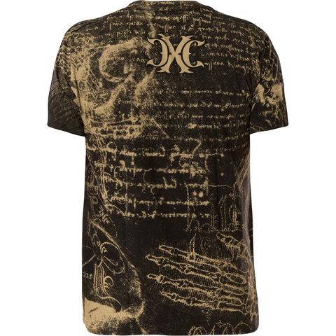 Xtreme Couture | Футболка мужская KILLER X1717 от Affliction спина