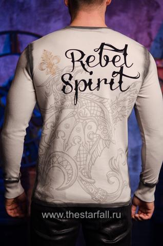 Пуловер Rebel Spirit TH121396 спина