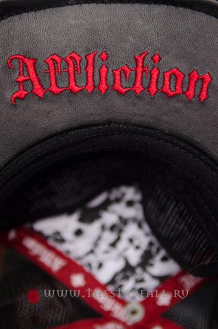 Affliction | Бейсболка A4041 козырёк изнутри