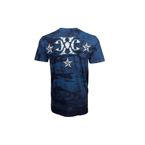 Xtreme Couture | Футболка мужская RING X736 от Affliction спина