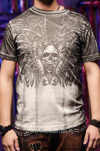 футболка Xtreme Couture от Affliction Rusty Bones