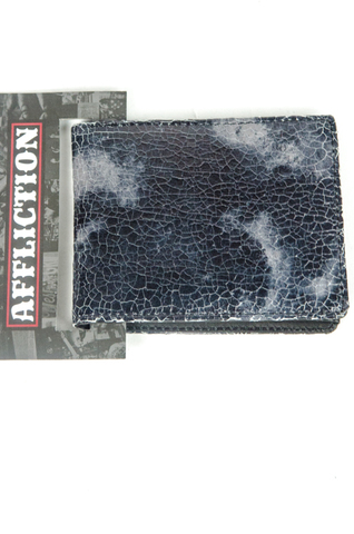 Affliction   Портмоне Speed Metal A11188 сзади