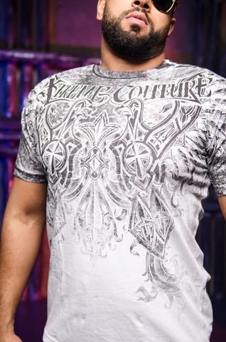 Футболка Xtreme Couture Southpaw от Affliction принт спереди