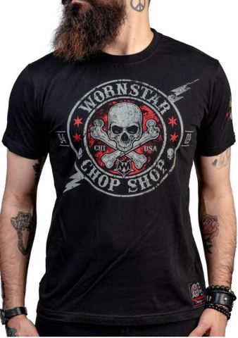 Футболка Wornstar ELECTRIC TEE