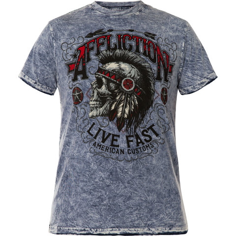 Футболка Affliction AC IROQUOIS