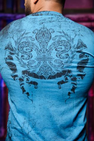 Футболка Xtreme Couture UNIFIED от Affliction принт на спине