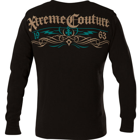 Xtreme Couture | Пуловер мужской Fighter Pride X1718 от Affliction с надписью спина
