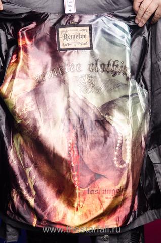 Куртка Remetee 3748 подклада
