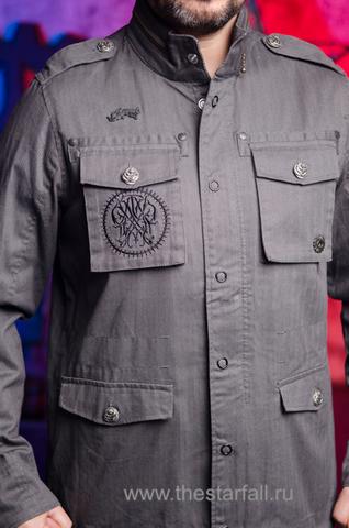 Куртка Remetee 3748 серая