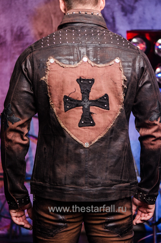 Куртка джинсовая The Saints Sinphony TSJ007BRB
