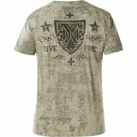 Футболка Delta Force Cross Xtreme Couture от Affliction спина