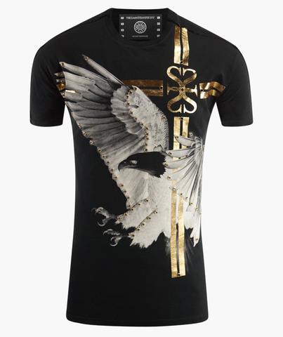 Футболка The Saints Sinphony GOLD EAGLES