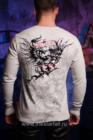Пуловер Rebel Spirit TH111123 спина