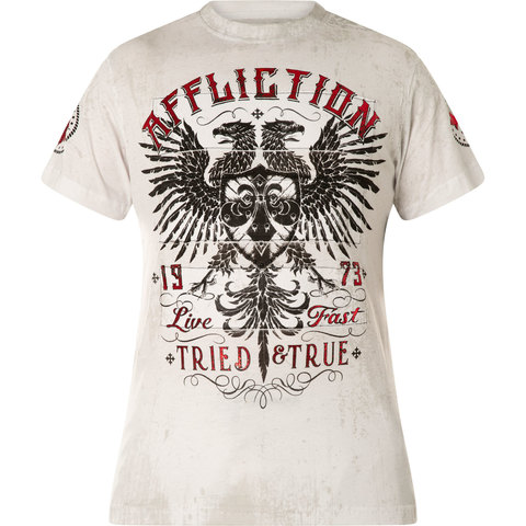 Футболка Affliction Iron Ascender