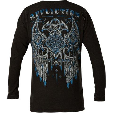 Пуловер Affliction ROYAL IMPACT  двусторонний