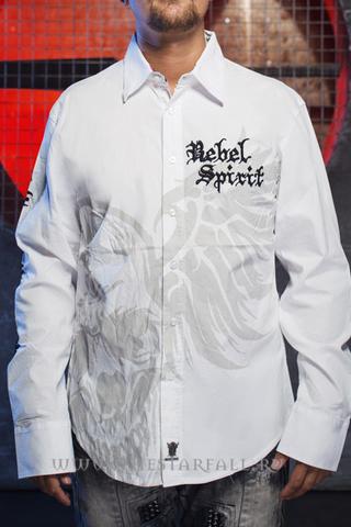 Рубашка Rebel Spirit LSW131500 перед