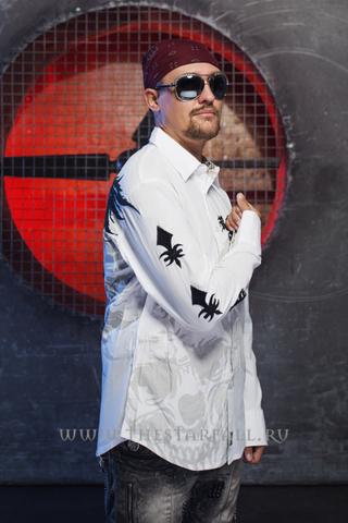 Рубашка Rebel Spirit LSW131500 правый бок