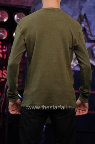 Affliction | Пуловер мужской Ghost Army A225580 спина